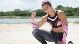 Paulette Gallardo: La primera finalista de Reto 4 Elementos