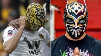 El futbolista mexicano cumple 29 años y lo celebramos recordando cómo surgió la idea de su festejo con la máscara de luchador Sin Cara.