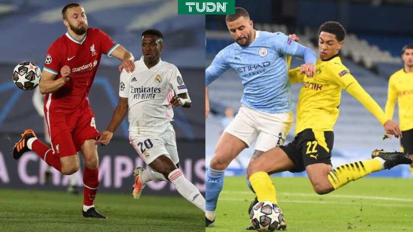 Qué necesitan Madrid, Liverpool, City y Dortmund para avanzar? | UEFA Champions League | TUDN