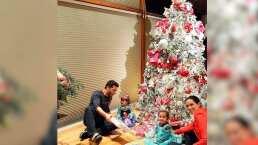 En la casa de Jacky Bracamontes ya se respira el ambiente navideño
