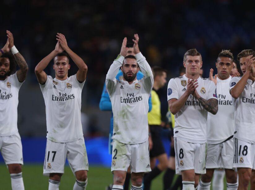 AS Roma v Real Madrid - UEFA Champions League Group G