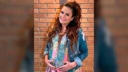 """""""No se me vaya a salir el chamaco"""": Mariana Echeverría cuenta su experiencia grabando embarazada"""