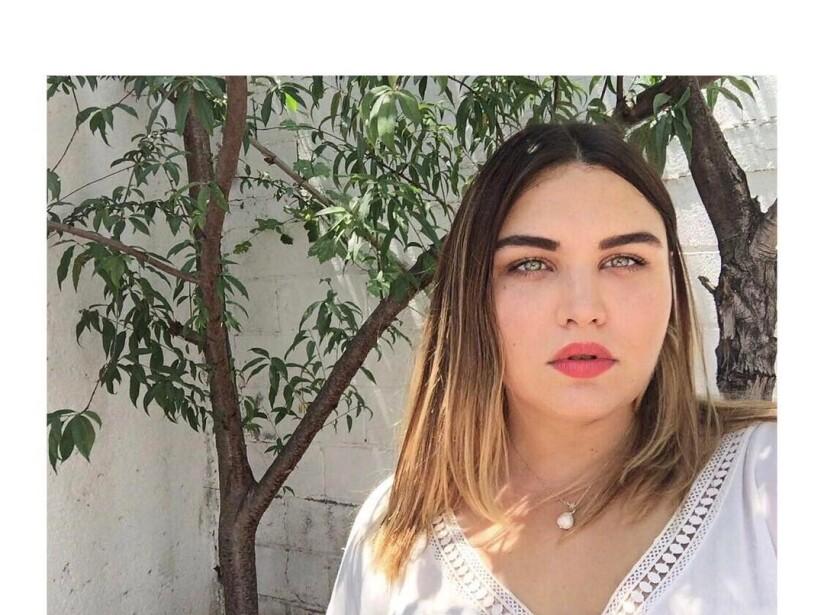 Estefanía Villarreal triunfa en el modelaje a 15 años de Rebelde