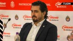 ¡Chivas no se vende! Amaury Vergara se pronuncia en redes