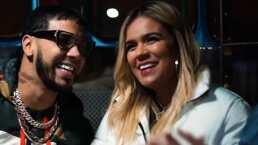 Karol G y Anuel AA presumen su amor en nuevo video