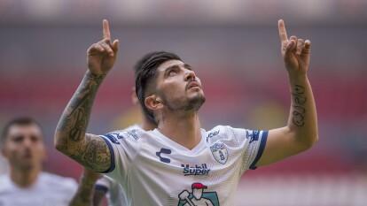 Con la mínima, Pachuca derrotó al Atlas en el Guard1anes 2020 | Con gol del 'Pocho' Guzmán, los Tuzos sacaron tres puntos del Jalisco en un partido de pocas emociones.