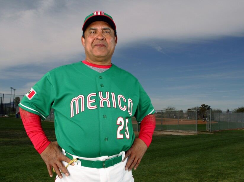 WBC Photo Day: Mexico