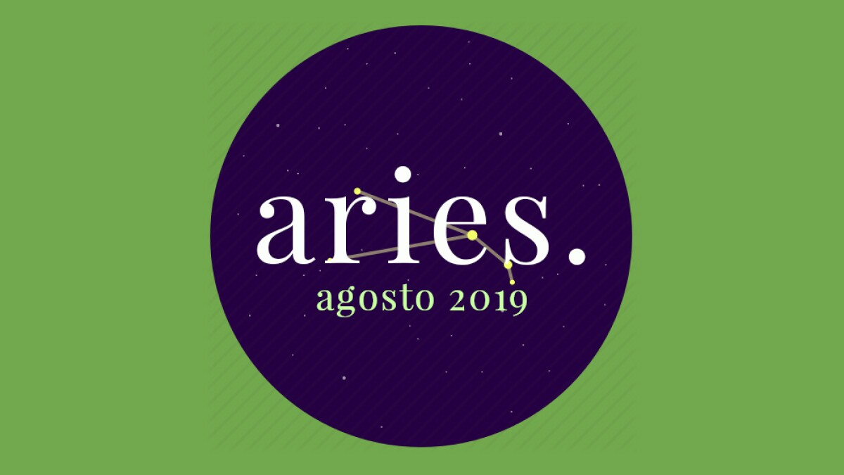 Aries Horoscope: August 2019 | Horoscopes