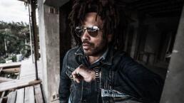 Lenny Kravitz se convierte en maestro de guitarra del hijo de JLo