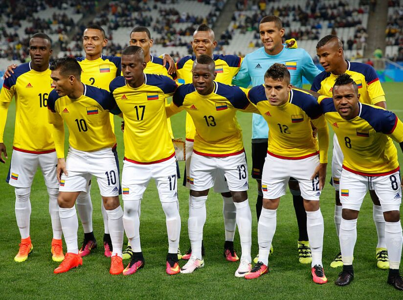 Colombia v Nigeria: Men's Football - Olympics: Day 5