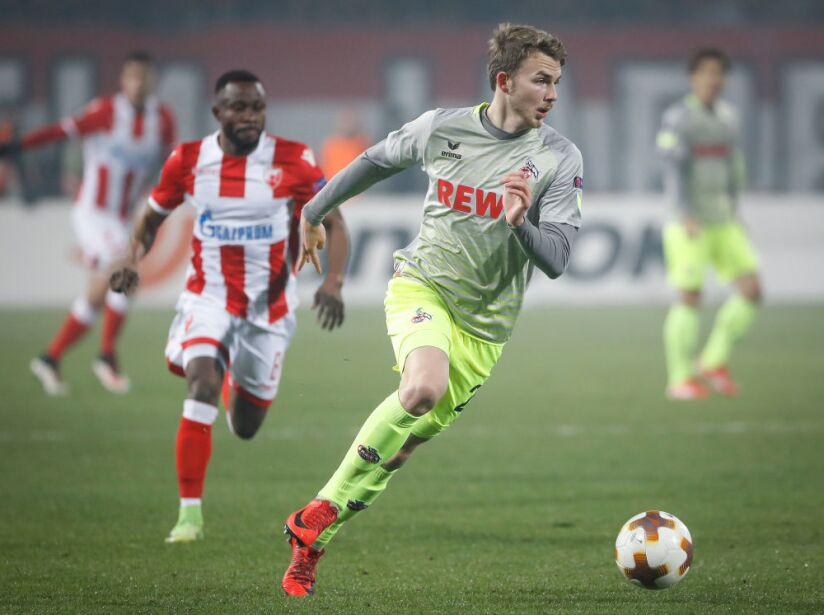 Crvena Zvezda v 1. FC Koeln - UEFA Europa League