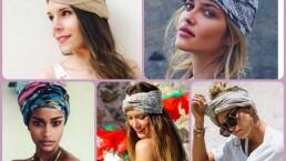 Moda: ¡Los turbantes están de regreso, se ven padrísimos! 8 julio 2016