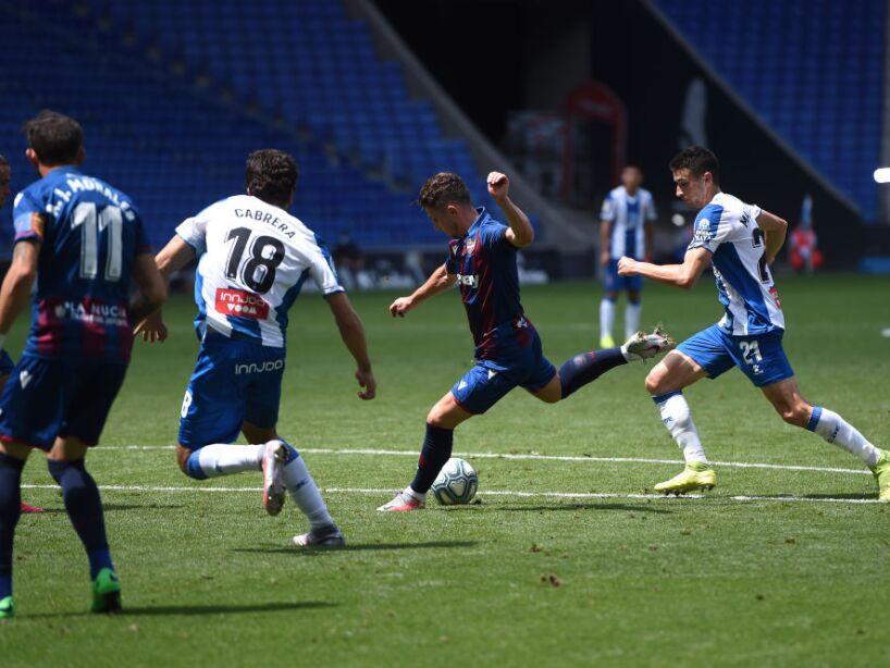 RCD Espanyol v Levante UD - La Liga