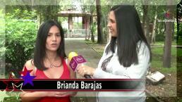 ENTREVISTA: ¡Brianda Barajas se enamora de un rico pobre!
