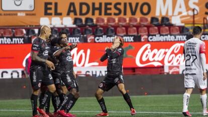 Con un abultado 3-1 los Xolos iniciaron 'bien y de buenas' el Guard1anes 2020 de la Liga BBVA MX.
