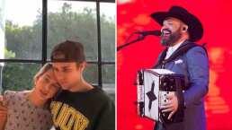 A Justin Bieber le gusta escuchar a Intocable y este video lo comprueba