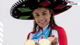 Paola Longoria tiene un año redondo