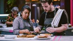 """""""Todo lo que se emplate, se debe comer"""", los Toledo aprenden una gran lección en su primer reto de Familias Frente al Fuego"""