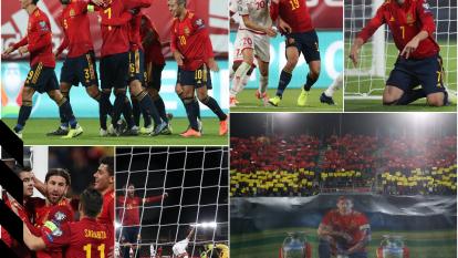 Morata, Cazorla, Torres, Sarabia, Olmo, Moreno y Navas fueron los anotadores en la vapuleada de 7-0 sobre Malta.