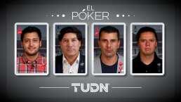 El Póker   ¿Está Chicharito para ser titular con el Tri?