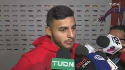 Alexis Vega quiere tener más minutos en la Liga MX
