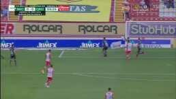 ¡Cañonazo de Maxi Salas! Gil Alcalá evita el primeo de Necaxa
