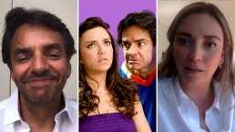 Regina Blandón demuestra frente a Eugenio Derbez que en la vida real tiene la misma esencia de 'Bibi P. Luche'