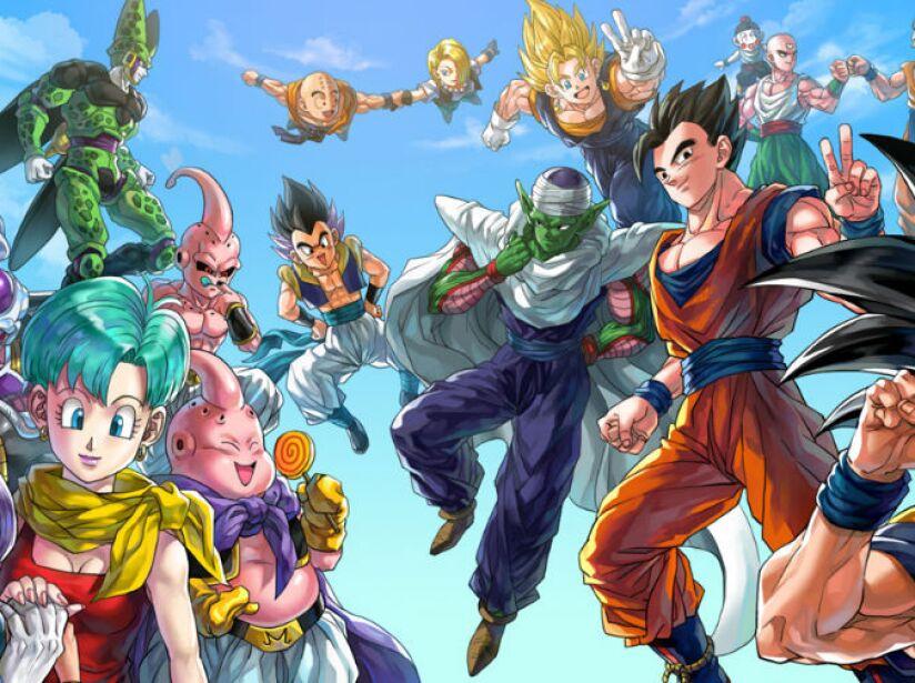 6. Akira Toriyama pensó como nombre original Dragon Ball 2, pero un error del editor, que confundió el 2 por una Z, lo cambió todo.