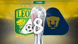 Pumas o León escalará en el ranking de títulos en México