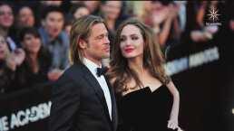 Lasrápidasde Cuéntamelo ya!(Martes 11 de agosto): Angelina Jolie solicitó cambiar de juez para no entorpecer su divorcio de Brad Pitt