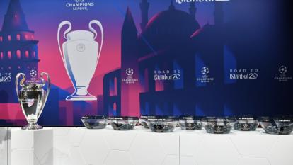 Dortmund - Paris, Real Madrid - City, Atalanta - Valencia, Atlético - Liverpool, Chelsea - Bayern, Lyon - Juve, Tottenham - Leipzig y Nápoles - Barcelona.