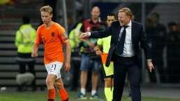 ¿Por qué le dijo Koeman a De Jong que cuidara sus salidas en Barcelona?
