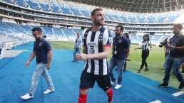 Sufren Rayados por ausencias… Y Janssen no se pone a tono