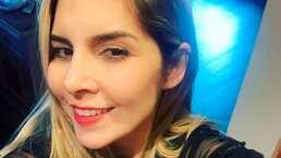 Karla Panini se olvida de su rubia cabellera para lucir un color fantasía: 'Un poco de locura'