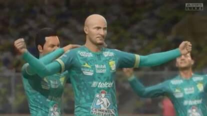 Juárez 0-4 León | eLiga MX | Marco Canales cayó 0-4 ante Nicolás Sosa, quien colecciona goleadas en el futbol virtual.