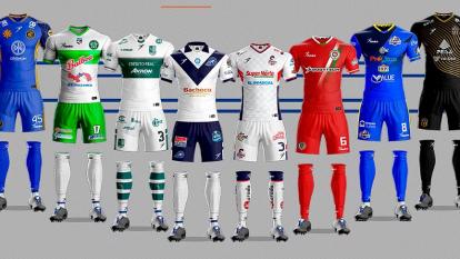La empresa mexicana dedicada a hacer uniformes para equipos de la Liga de Ascenso MX como Celaya, Cimarrones y Zacatepec, fabricó 10 mil cubrebocas gratis para ayudar con la demanda.