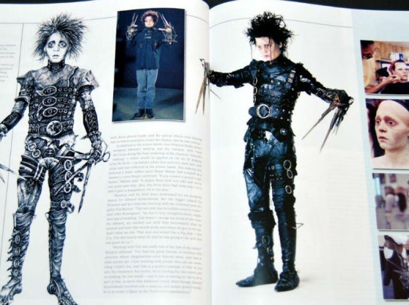 El Joven Manos de Tijera también lo consagró en el género de la comedia, ¡checa la transformación de Johnny Depp!