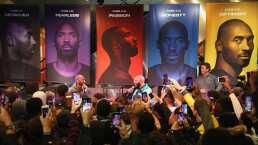 Aún no hay información sobre un homenaje en Los Angeles para Kobe