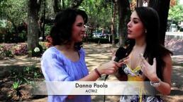 EXCLUSIVA: Danna Paola tiene un sólo sueño