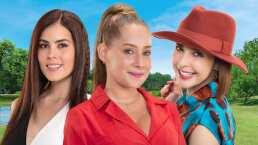 Erika, Paulina y Gladys son las mejores amigas en 'La Mexicana y el Güero', ¡conócelas!