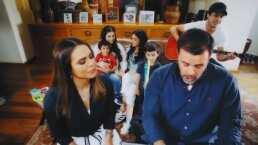 Eduardo Capetillo festeja sus 50 años cantando junto a toda su familia