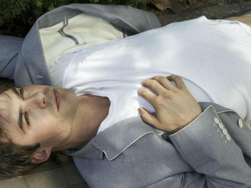 En 2007 interpretó a Nick en la serie Tell Me You Love Me, la cual tenía escenas sexuales explícitas.