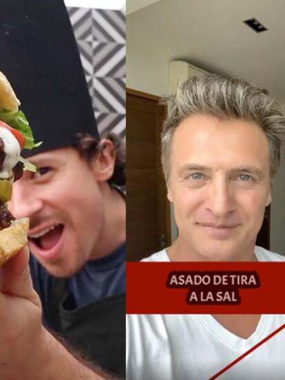 Durante la cuarentena tras la propagación del COVID-19, un tipo de coronavirus, varios famosos han compartido en sus redes sociales su talento como chef, checa quiénes son las celebridades latinas que se han compartido sus mejores recetas.