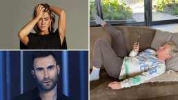 Video: Adam Levine y Jennifer Aniston son algunos de los famosos a los que Ellen DeGeneres les llamó para compartir el aburrimiento en cuarentena