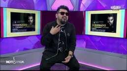 'El Mimoso' se sorprendió por su nominación al Grammy Latino