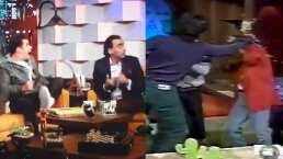 Adal Ramones confesó la verdad del día en que lo agredió el poeta en 'Otro Rollo'
