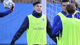 COVID-19 da pase sin jugar a Gerardo Arteaga en Copa de Bélgica