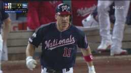Los Nationals castigan a los Dodgers con HR y rally de carreras