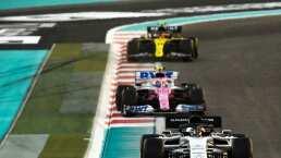 Habrá Gran Premio de Fórmula 1 en México este 2021