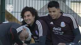 """Moisés Muñoz: """"En este momento Talavera jugaría una Copa del Mundo"""""""